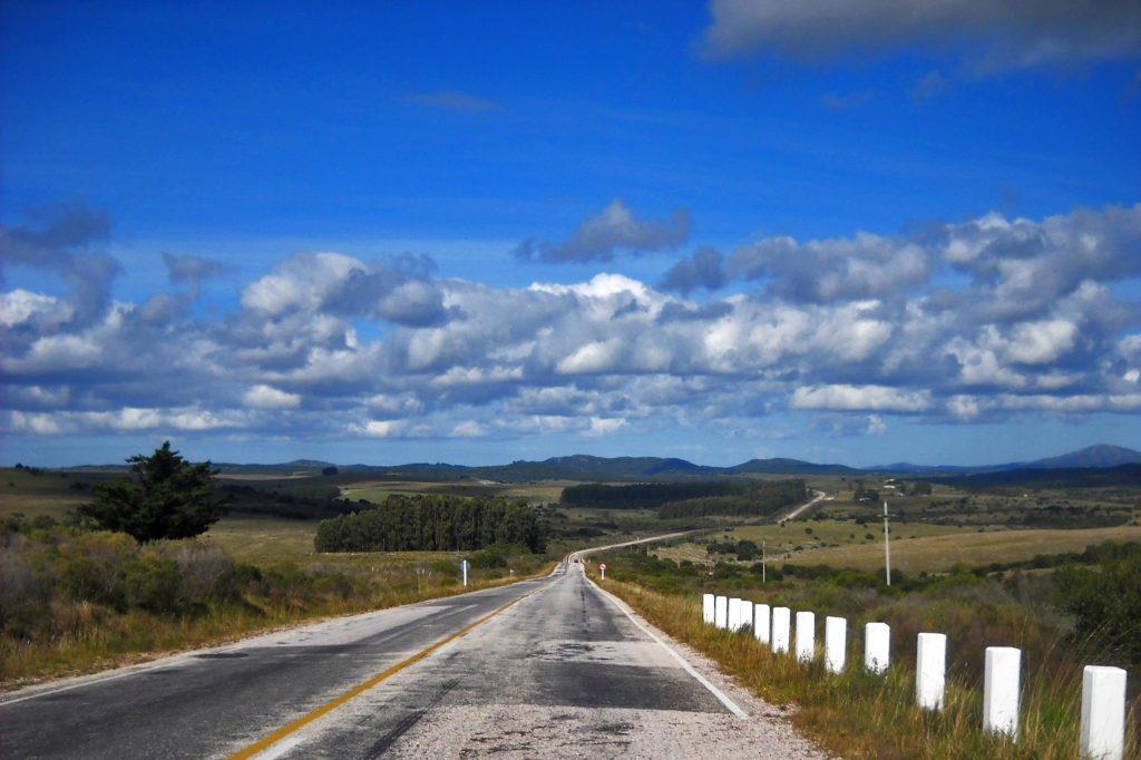 Ruta 60 Sierras del Uruguay